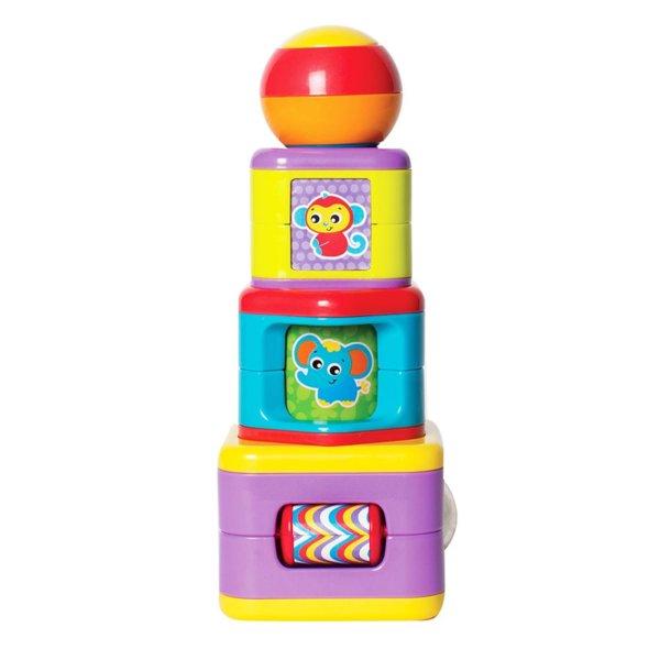 Playgro Активна играчка КУЛА JERRY'S CLASS 0704